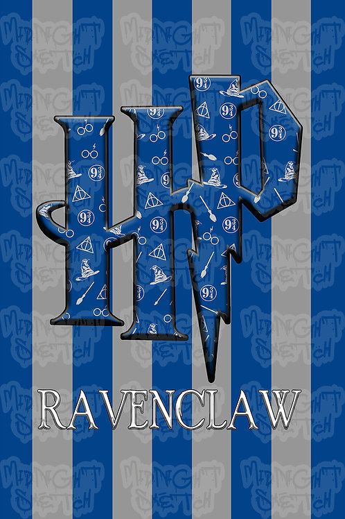 HP Ravenclaw Poster