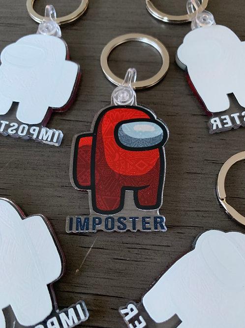 Imposter Keychain
