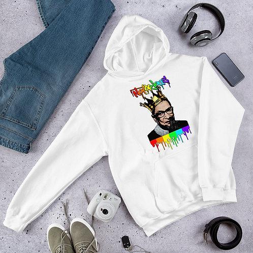 Notorious RBG Pride Unisex Hoodie