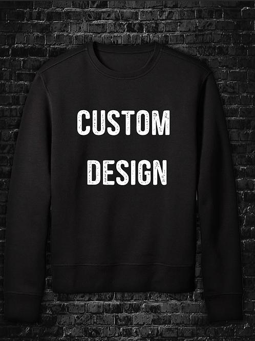 Custom Crewneck SweatShirt
