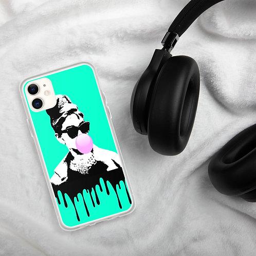 Bubble Gum Audrey iPhone Case