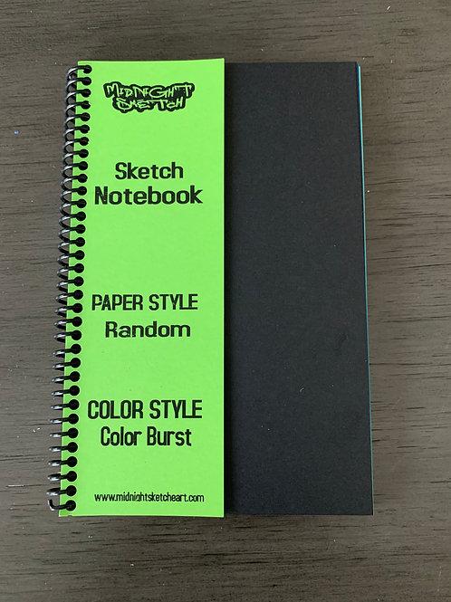 Sketch Notebook Random