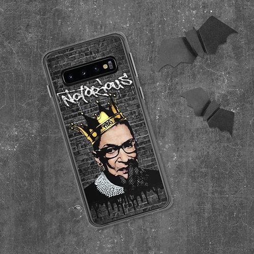 Notorious RBG Samsung Case