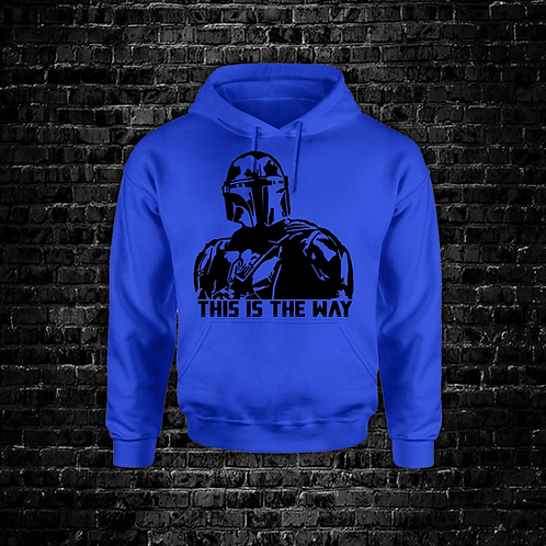 This Is The Way 2 Hoodie