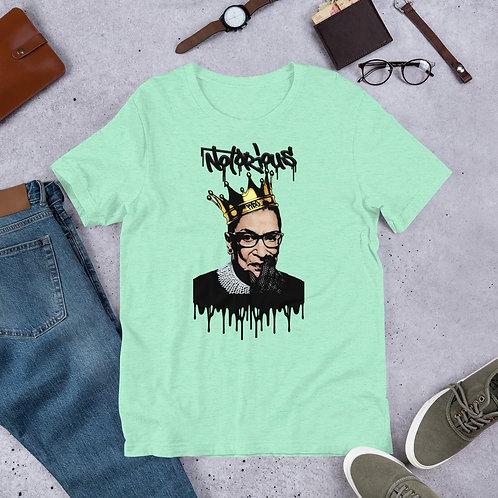 Notorious RGB Short-Sleeve Unisex T-Shirt