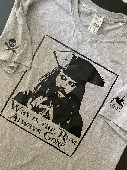 Where Is All The Rum