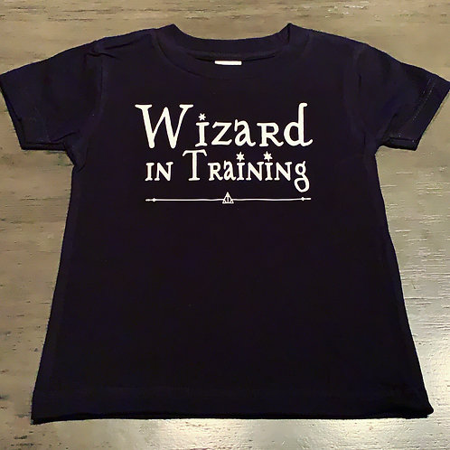 Wizard In Training Infant Shirt