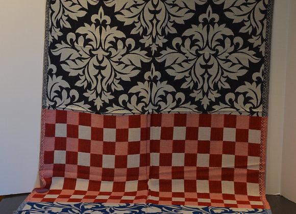 Cashmere Silk Blend Scarf- India