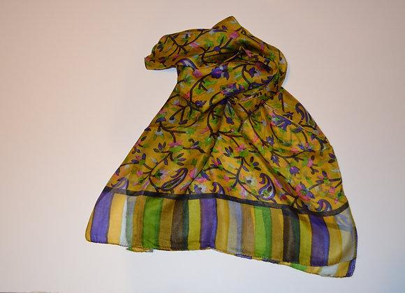 Silk scarf- India