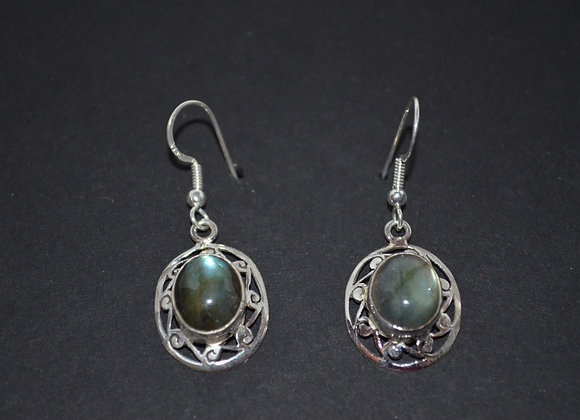 Sterling Silver- India Phrynite