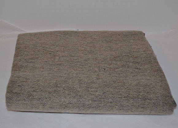 Brown/Gray  Cashmere Blanket/Throw