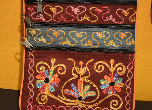 Colorful Cross Body Bag- India