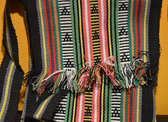 Handwoven Cross-Body Bag - India