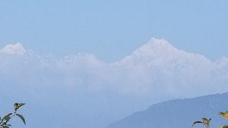 Mt. Kangchenjunga, Indian Himalayas