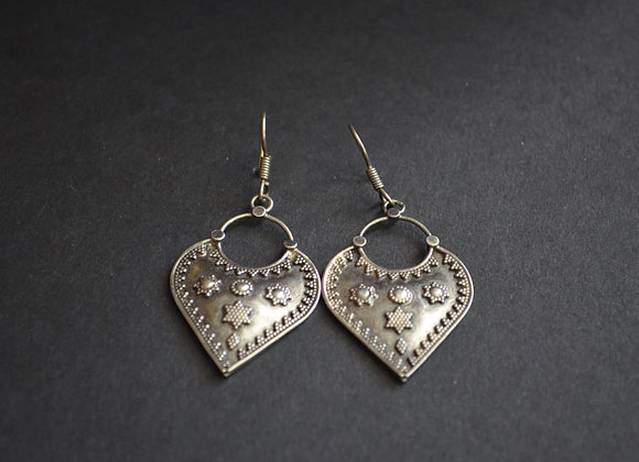Sterling Silver Traditional Design- India