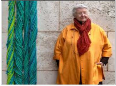 Sheila Hicks | Textile Artist