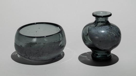 Miniature Leaf Vessels