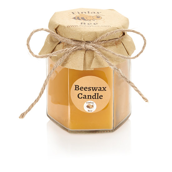 Finlay Bee Pure Beeswax Candle
