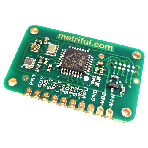 Metriful MS430 Sensor Board without Header