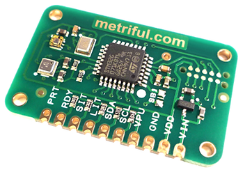 Sensor by Metriful