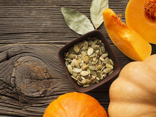 Цинк и семена тыквы против простатита