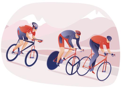 Возникает ли простатит от езды на велосипеде?