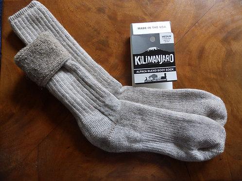 Kilimanjaro Boot Socks by Natural Fiber Producers