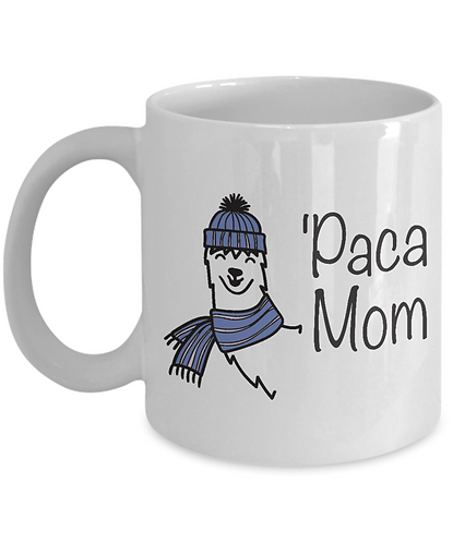'Paca Mom Mug