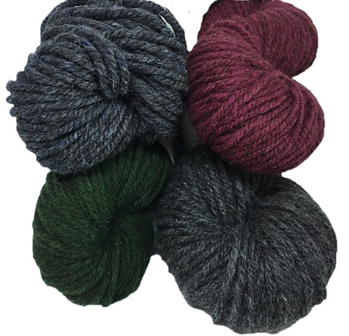 Essential Elements Bulky Yarn by Natural Fiber Producers