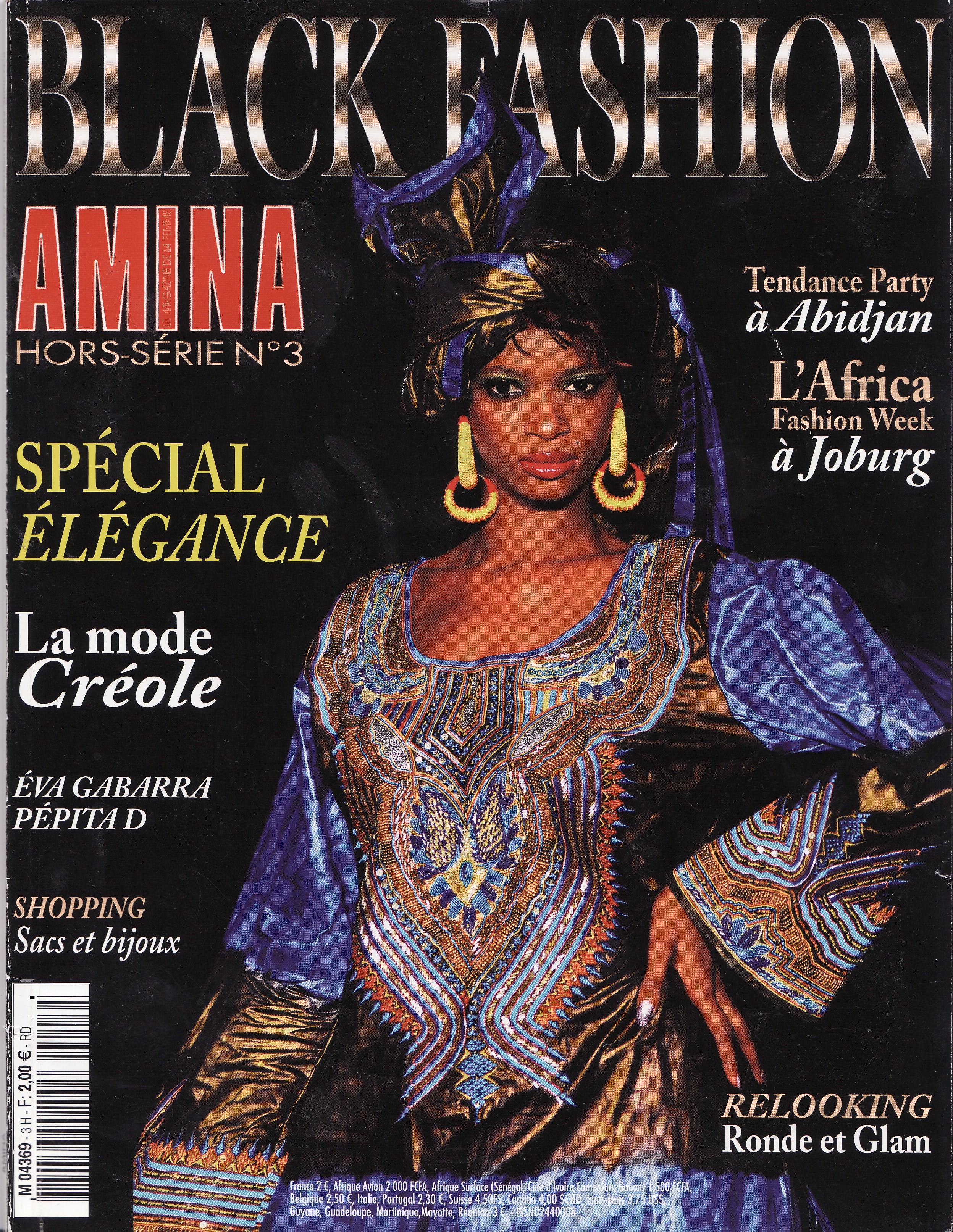 AMMINA BLACK FASHION 2011