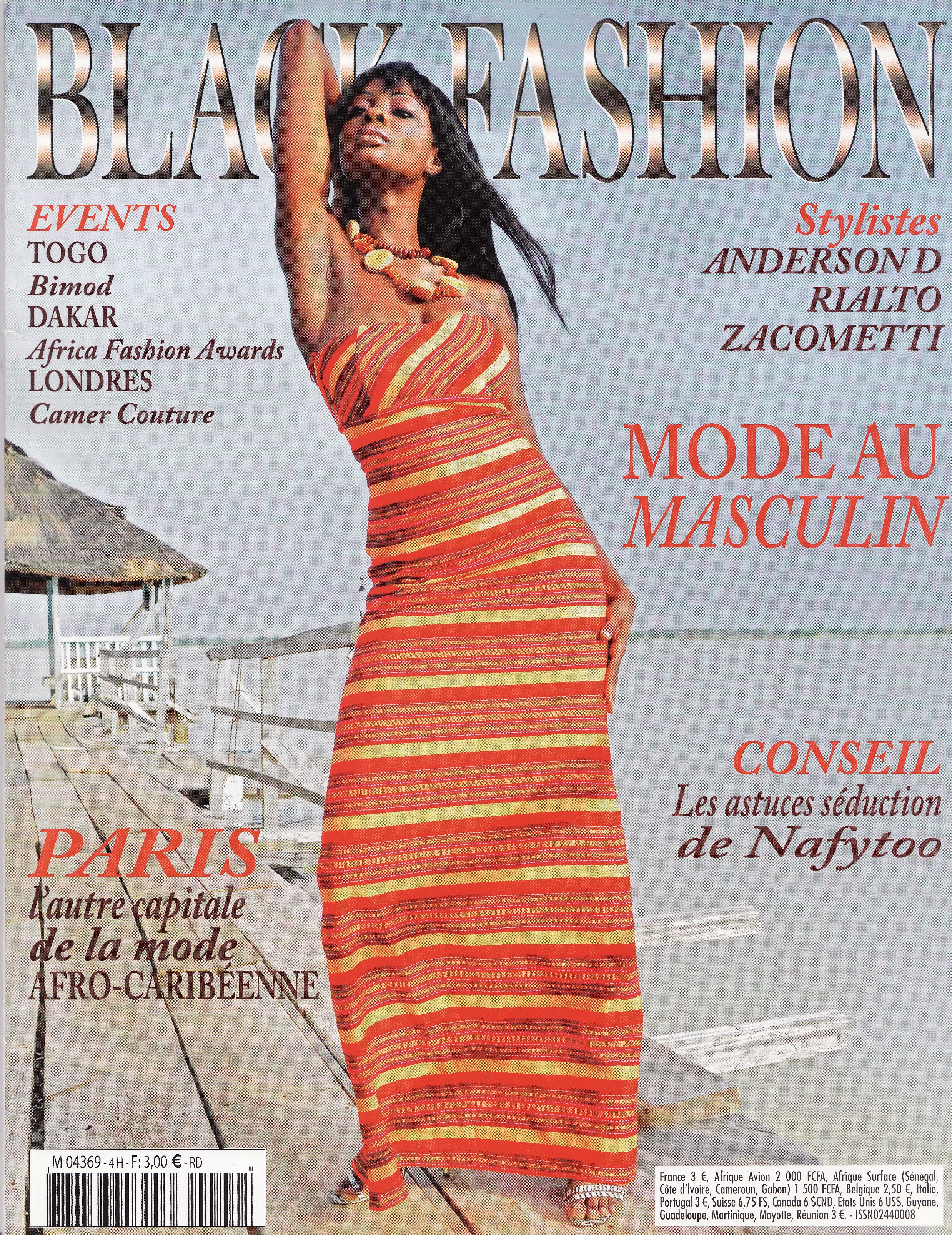 AMMINA BLACK FASHION 2010