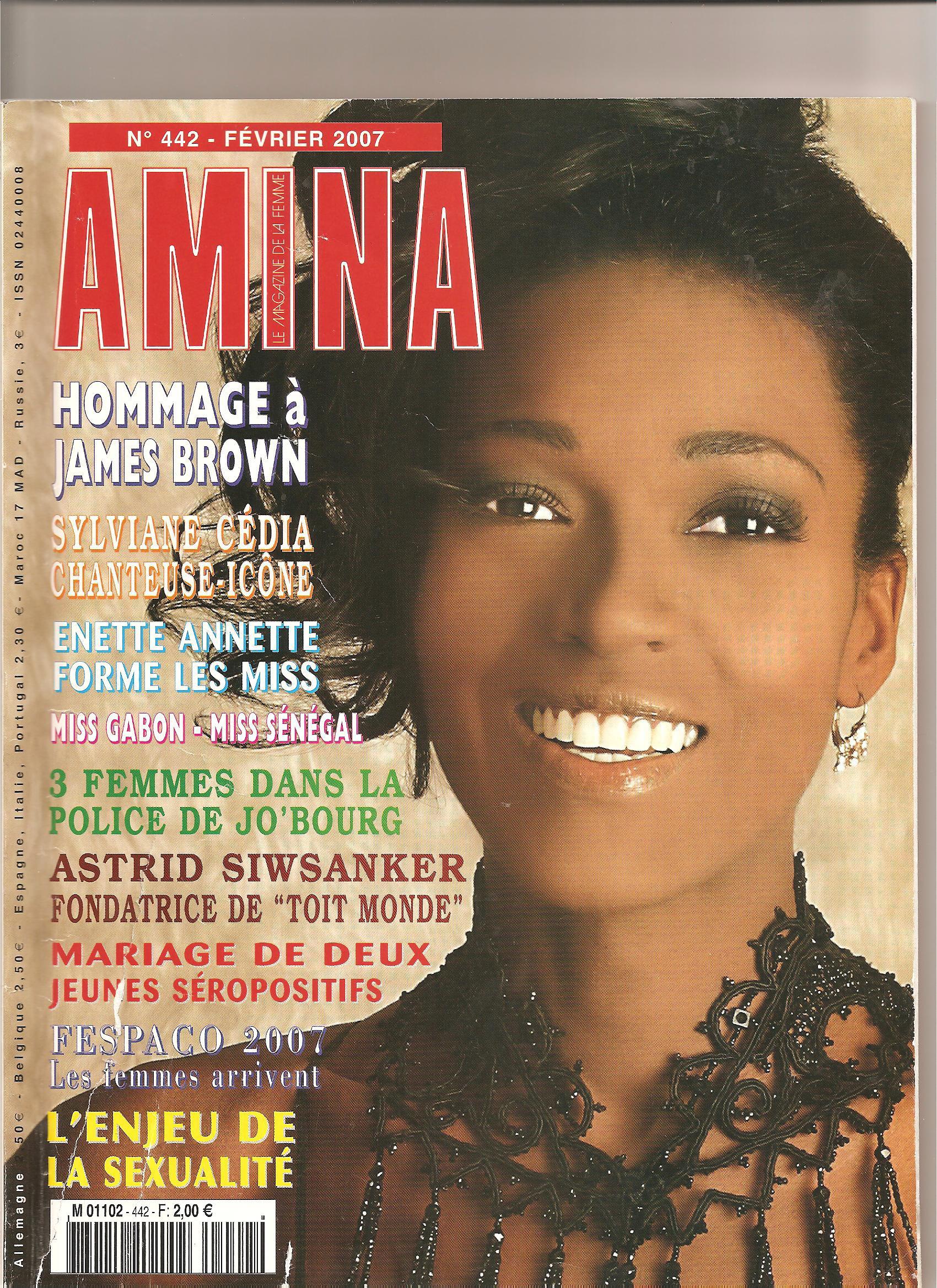 AMINA FEV 2007