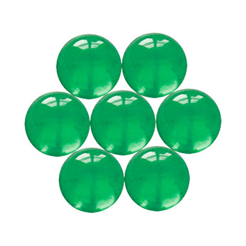 Марблс  зеленый 14 мм