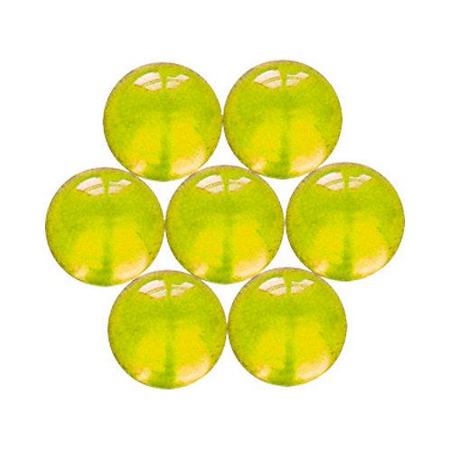 Марблс  желтый 14 мм