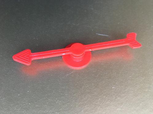 Стрелка с основанием  75 мм