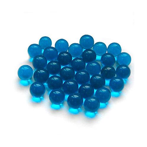 Марблс  голубой 9 -11 мм