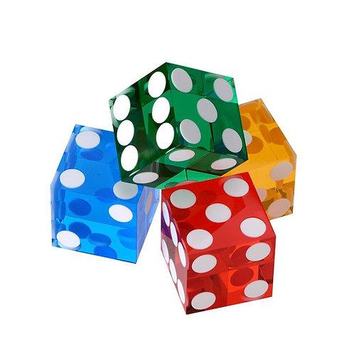 Кубик казино б/у