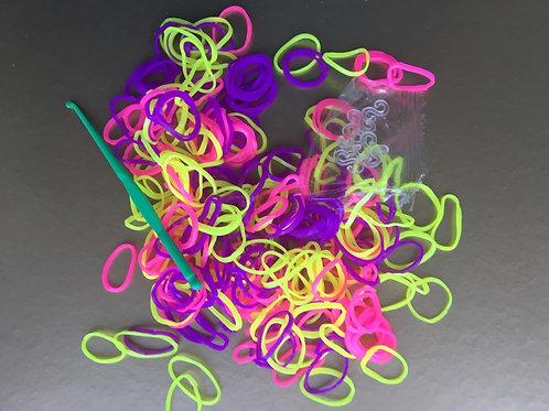 Резинки для плетения 330 штук