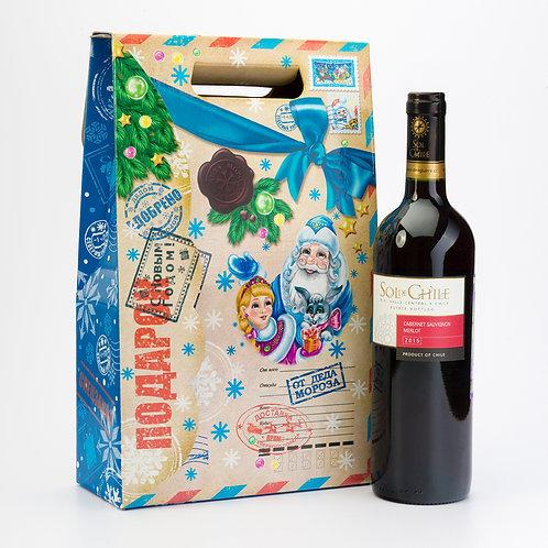 «Пакет в подарок» до 3 кг