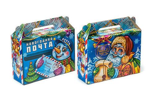 Новогодняя упаковка «Почта» на 2кг