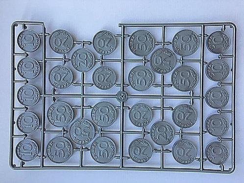 Монеты Талер серебро- литник