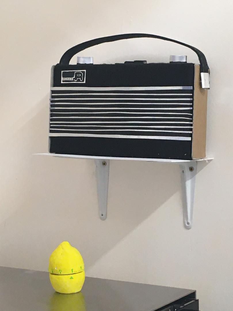 Dad's Radio / Grandma's Egg Timer 2020