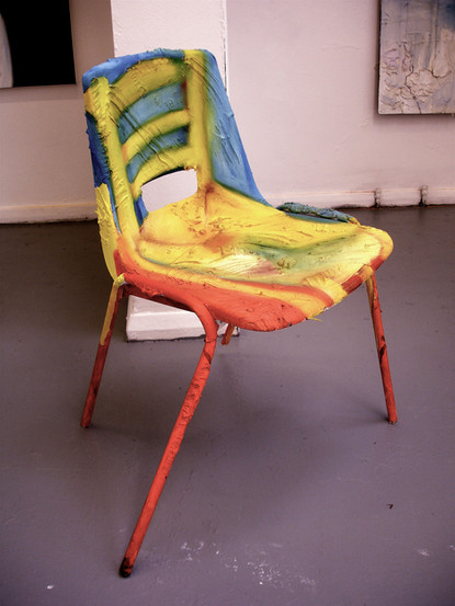 Yellow Chair, 2007