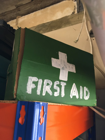 First Aid, 2018
