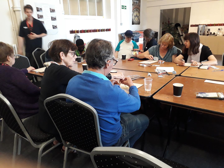 Making workshop