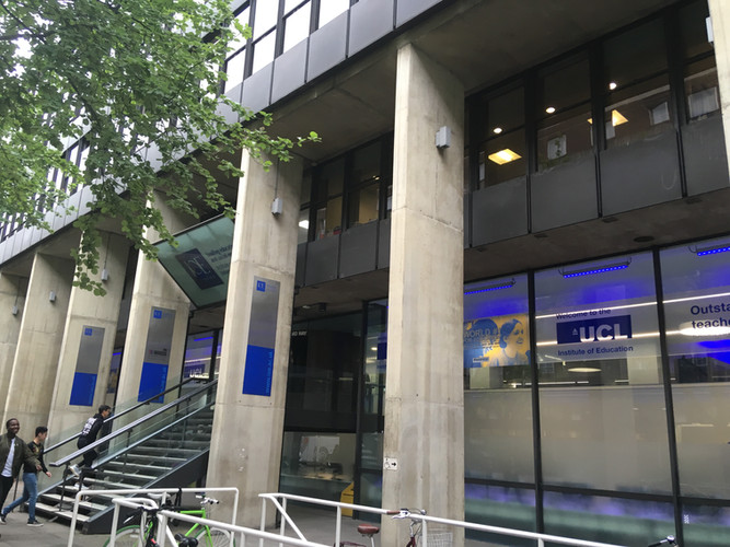 Training for Brainpower UCL Festival of Neuroscience at UCL Institute of Education