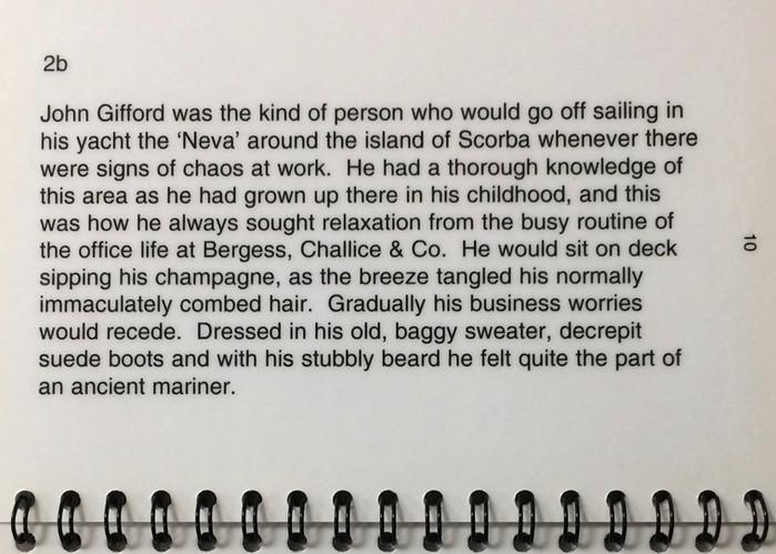 John Gifford...