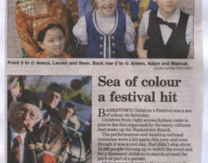 Dancers in the News 1