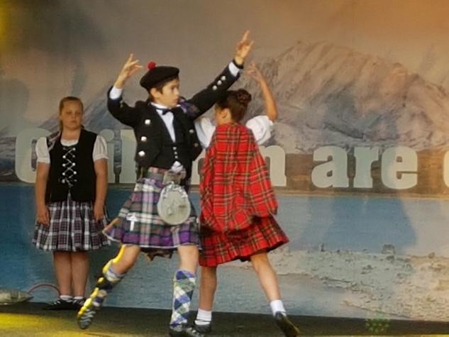 Childrens Festival - Dance Display
