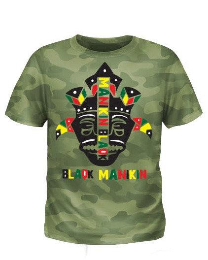 Camp RBG Manikinblaqk T-shirt